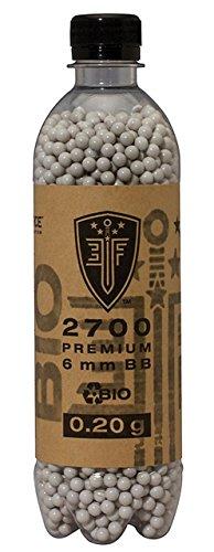 Elite Force 0.20 Gram 2700ct Biodegradable BBs by Umarex