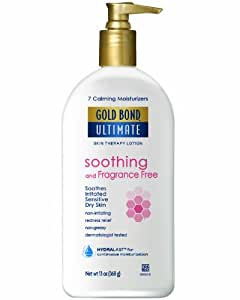 Gold Bond Ultimate Soothing Skin Therapy Lotion, 13 Ounce