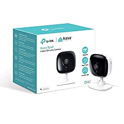 Image of the product Kasa Indoor Camera 1080P that is listed on the catalogue brand of TP-LINK.