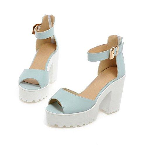 robert-westbrook-peep-toe-ankle-strap-orange-sweet-thick-high-heel-sandals-platform-lady-women-shoes