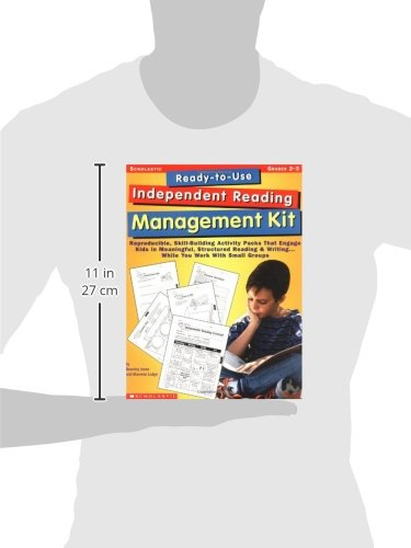 Amazon.com: Ready-to-Use Independent Reading Management Kit ...