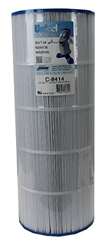 Unicel C-8414 Replacement Filter Cartridge for 150 Square Foot Waterway Clearwater II 150, Waterway Pro Clean 150, Jandy CS150 by Unicel
