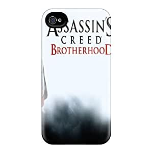 Assassins Creed For Iphone - 6 PC cell phone Cases Covers For Iphone case cover miao's Customization case