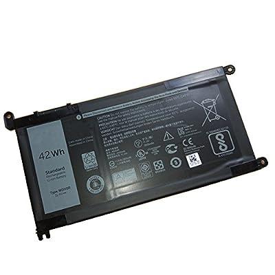 SUNNEAR 42Wh WDX0R Battery For DELL Inspiron 15 5568 / 13 7368 3crh3 I7368-0027 WDX0R WDXOR by SUNNEAR