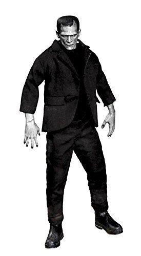 (Universal Monsters Frankenstein 1:12 Scale Collective Action Figure)