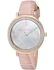 Michael Kors Womens Cinthia Pink Watch MK2663