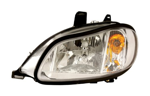 Depo 33G-1101L-AS Freightliner M-2 Driver Side Replacement Headlight Assembly