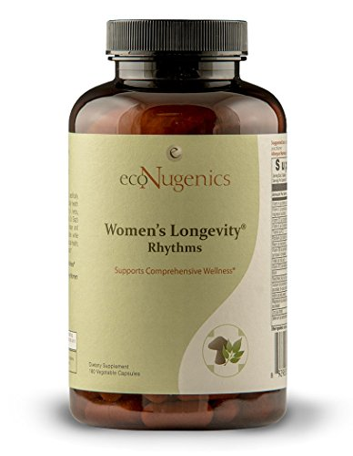 n's Longevity Rhythms – 180 Capsules | Supports Daily Wellness of Pre-Menopausal Women | Comprehensive Blend of 37 Herbs, Vitamins, Minerals & Antioxidants | Safe & Natural (Menopausal Women)