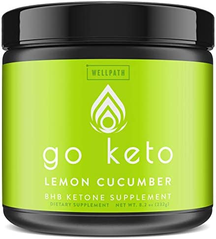KETO Exogenous Supplement Formulated Maintaining product image