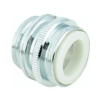 1 X Do it Dual Thread Faucet Adapter To Hose Faucet Aerators And