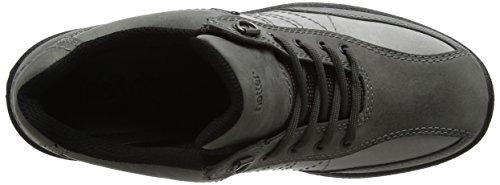 Zapatos Hottermist smoke Planos Con Cordones Grey Gtx Limestone Mujer Orr4Rw5q