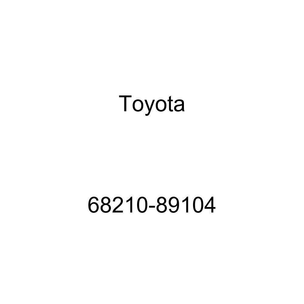 TOYOTA Genuine 68210-89104 Door Glass Weatherstrip Assembly