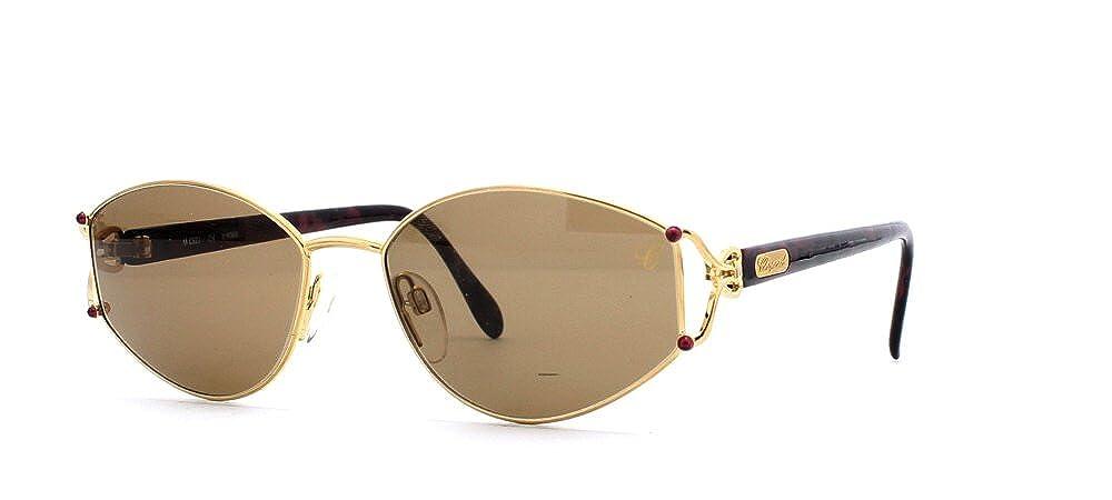 Chopard - Gafas de sol - para mujer Dorado Gold Red: Amazon ...