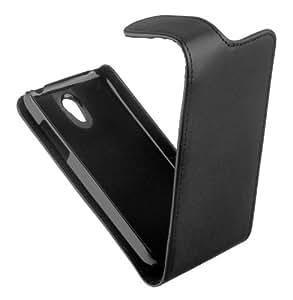 yayago Premium Flip-New-Style - Funda para Huawei Ascend G330, color negro