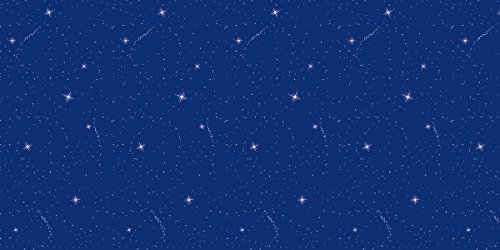 (Fadeless  Bulletin Board Art Paper, Night Sky,  48