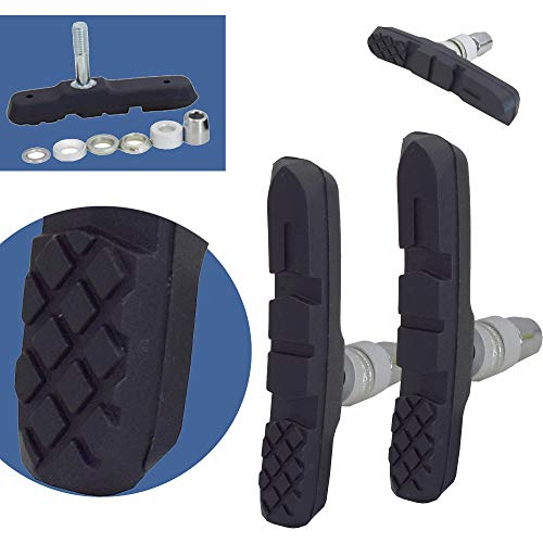 Velcochampion Hybrid 72mm V-Brake MTB Pads, Mountain for sale  Delivered anywhere in Canada