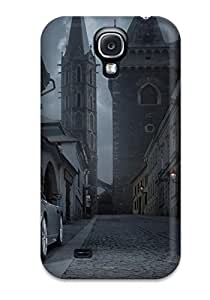 Galaxy S4 Hard Case With Awesome Look - AjPvbUt2977cInuH