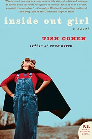 book cover of Inside Out Girl