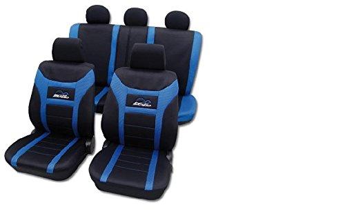 Petex Sitzbezüge Sitzbezüge Universal Polyester blau(22974805)