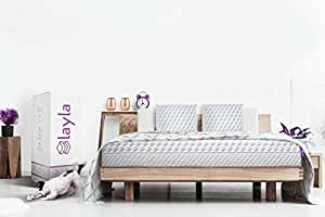 Layla Sleep Memory Foam Queen Mattress - Copper Infused Cooling System