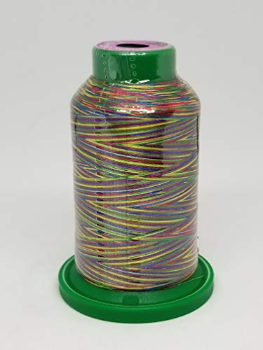 (Isacord Embroidery Thread Variegated (9937 Carnival))