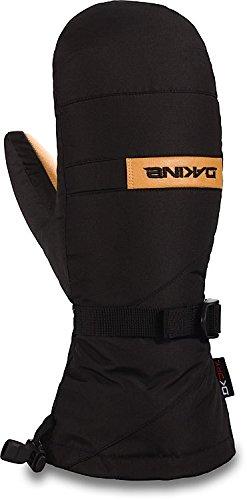 - Dakine Men's Nova Mitt Gloves, Black, Tan, L