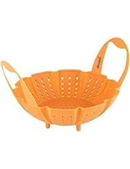 Allrecipes Silicone Steamer Basket