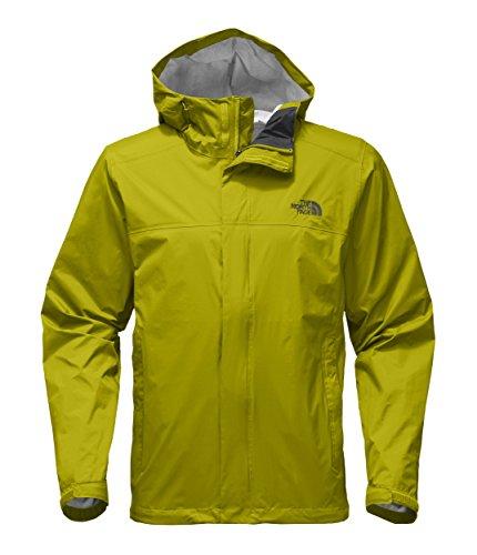 The North Face Men's Venture 2 Jacket - Citronelle Green - M