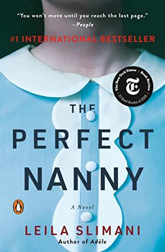 Perfect Nanny Novel Leila Slimani ebook product image