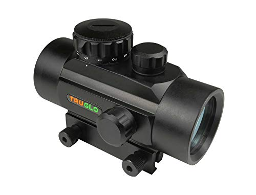 TRUGLO Red-Dot 30mm Sight Blk