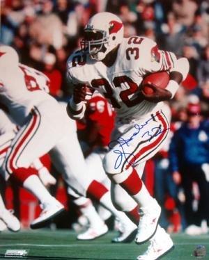 Signed Ottis Anderson Photo - St Louis Cardinals 16x20 - Autographed NFL Photos