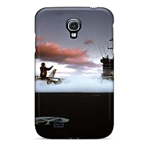 Galaxy S4 Case Bumper Tpu Skin Cover For F 14 Fighter Jets Accessories