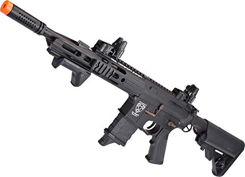 Evike APS M4 Guardian Full Metal Airsoft Electric Blowback AEG Rifle
