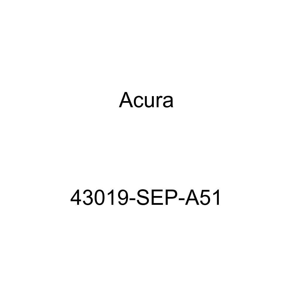 Acura 43019-SEP-A51 Disc Brake Caliper