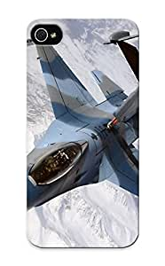 Quality Standinmyside Case Cover With Military Aircraft (112) Nice Appearance Compatible With Iphone 5/5s()