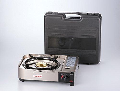 Iwatani Corporation of America 35FW Portable Butane Stove Burner