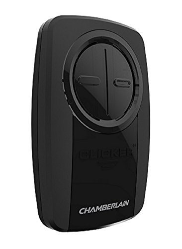 Chamberlain 3284775 Universal Garage Door Remote, Black