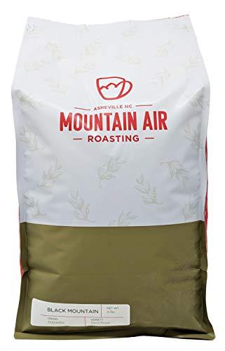 Mountain Air Roasting - Black Mountain, 5lbs Whole Bean Coffee