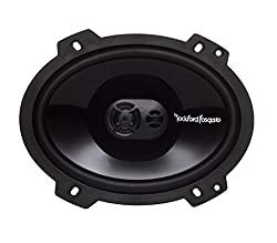 Rockford Fosgate Punch P1683 6 X 8-inches Full Range 3-way Speakers