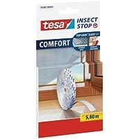 tesa Insect Stop Comfort Navulrol Klittenband - Zelfklevende klittenband - Premium kwaliteit - Voor het makkelijk…