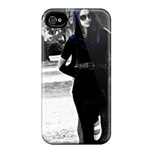 Tpu Fashionable Design Anca Duma Rugged Case Cover For Iphone 4/4s New