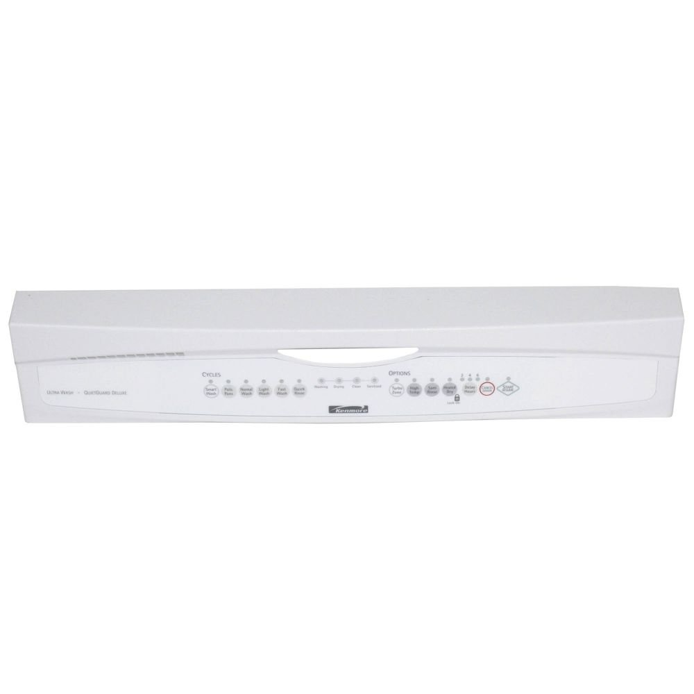 W10243210 Kenmore Dishwasher Panel Control