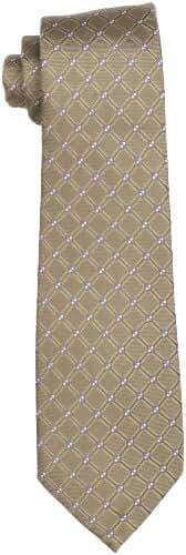 Dockers Men's Dot Grid Necktie