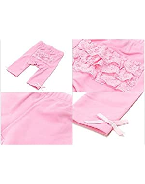 Under The Sea Baby Girl Playground Shorties Light Pink Plain 9-12 Months