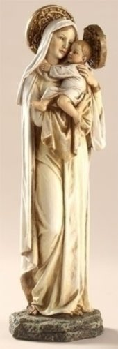 Madonna with Child Mater Amabilis Jesus Statue Catholic