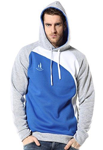 hoodie+men+pullover+sweatshirts+men+hoodie+pullover+sweatshirt+mens+sweatshirts+fashion+blue+hoodie+cotton+thick+hoodies+US+XL