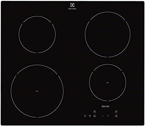 Electrolux EHH6240ISK - Placa (Integrado, Inducción, Negro, Tocar ...