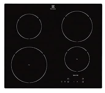 Electrolux EHH6240ISK - Placa (Integrado, Inducción, Negro, Tocar, 1,5m, 6600W)