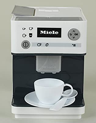 Theo Klein-9451 Miele máquina de café con Sonido, Juguete, Multicolor (9451): Amazon.es: Juguetes y juegos