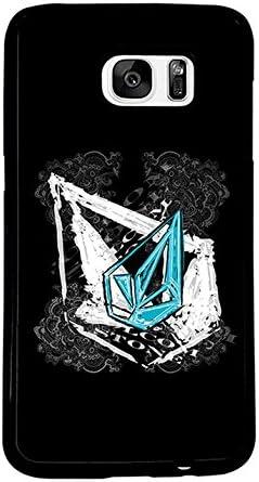 Zanerdake Brand Logo Samsung Galaxy S7 Edge Coque Case Volcom Snap ...